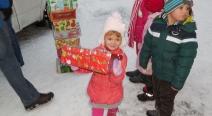 Weihnachtsaktion 2013