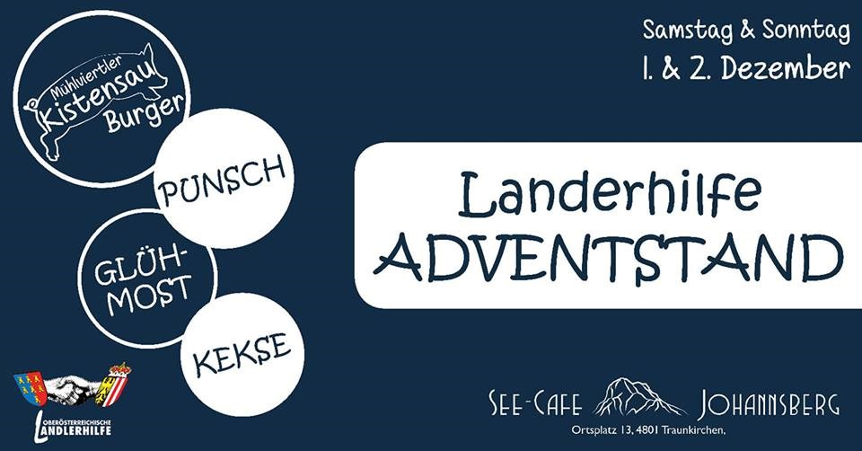 WeAk Landlerhilfe Adventstand